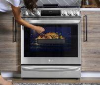 Electrodomésticos de cocina completos: gama instaview