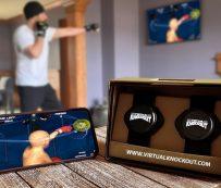 Sistemas de entrenamiento de boxeo digital: juego interactivo de boxeo de sombras