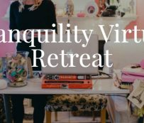 Retiros de autocuidado en línea: Kimberly Wilson