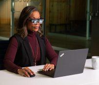 Gafas inteligentes de la FMH: lenovo ThinkReality A3