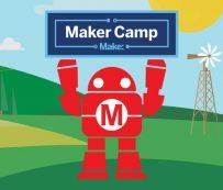 Campamentos virtuales semanales para niños: marca: en línea