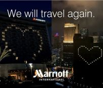 Eventos virtuales de marca del hotel: Marriott International 1