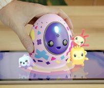 Juguetes digitales híbridos para mascotas: Melbits POD