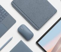 Periféricos de PC tipo piedra: Microsoft Surface Mobile Mouse
