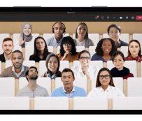 Auditorios virtuales colaborativos: equipos de microsoft juntos
