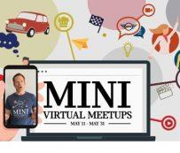 Serie de contenido de marca de automóvil: MINI Meetups virtuales