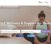 Grupos de apoyo a la maternidad virtual: Momunity