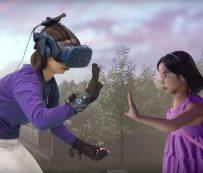 Madre se reúne con su hija fallecida a través de la tecnología VR