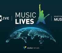 Festivales virtuales de música: música en vivo