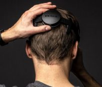 Brain Control Wearables: NextMind