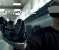 Controladores de guantes de realidad virtual reactiva: Nova VR SenseGlove