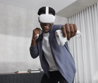Auriculares VR de próxima generación: oculus quest 2