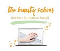 Escuelas virtuales de belleza: escuela de belleza en línea
