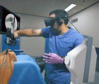 Experiencias de quirófano virtual: osso vr