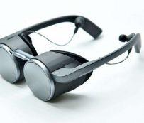 Gafas VR tipo Steampunk: Gafas Panasonic VR
