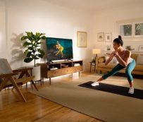 Asociaciones de transmisión de marca Fitness: Peloton App 2