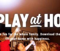 Actividades de campamento de día virtual: jugar en casa
