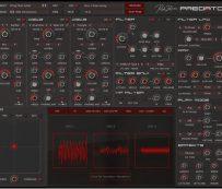Sintetizadores digitales confiables: Predator 2