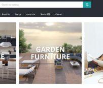 Minoristas virtuales de mejoras para el hogar: productshop