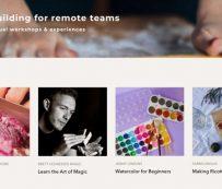 Actividades remotas de creación de equipos: actividades de creación de equipos
