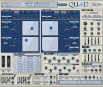 Módulos adicionales de sintetizador de rack: Rob Papen Quad