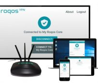 Enrutadores VPN listos para la empresa: Roqos Core