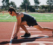 Auriculares holográficos para correr: entrenador de carrera