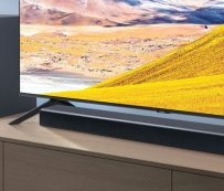 Altavoces de sonido envolvente 3D: barra de sonido Samsung T550