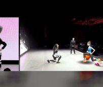 Exoesqueletos de ejercicios de realidad virtual: GEMS de Samsung