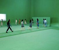 Presentaciones de moda en vivo: Semana de la moda digital de Shanghai