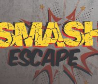 Salas de ira pospandémica: Smash Escape Room
