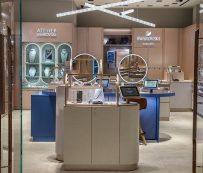 Joyerías interactivas: Swarovski's Crystal Studio