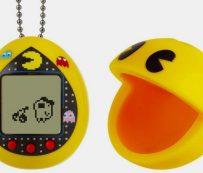 Mascotas digitales de marca retro: Tamagotchi Deluxe Pac-Man