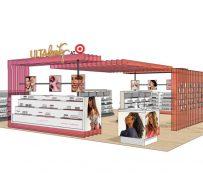 Tiendas de belleza colaborativas en tiendas: Target y Ulta