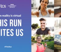 Campañas del día de la carrera virtual: 'This Run' de Tata Consultancy