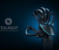 Guantes inmersivos de realidad virtual: guante Teslasuit