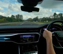 Videos virtuales de viaje: el viaje de audi