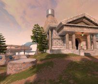Juegos de rompecabezas de realidad virtual reinventados: the game myst