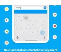 Aplicaciones de teclado para teléfonos inteligentes de próxima generación: aplicación Typewise