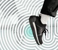 Zapatillas vibratorias multisensoriales: zapatillas vibratorias