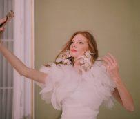 Desfiles virtuales de moda nupcial: moda nupcial virtual
