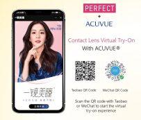 Pruebas de lentes de contacto virtuales: lentes de contacto virtuales