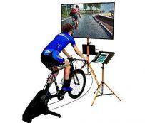 Kits de ciclismo de interior inmersivo: kit de ciclismo virtual