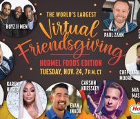 Eventos virtuales de Friendsgiving: Virtual Friendsgiving