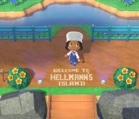 Islas virtuales con temática de condimentos: isla virtual