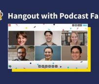 Plataformas de podcast Hangout: podcast virtual