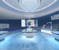 Activaciones de belleza virtual: ventana emergente virtual