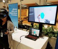 Capacitación para cuidadores de realidad virtual: Cuidador de realidad virtual