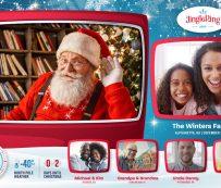 Visitas de Papá Noel virtual: Papá Noel virtual