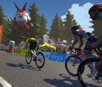 Tours virtuales en bicicleta: Tour virtual de Francia